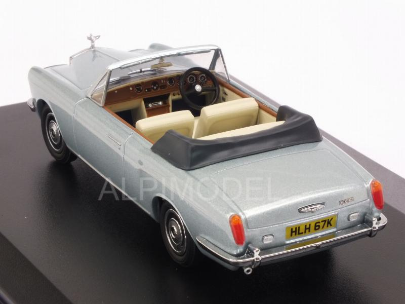 Rolls Royce Corniche Convertible MPW (Metallic Light Blue) - oxford