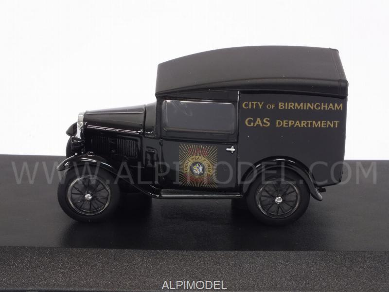 Austin Seven RN Van - City of Birmingham Gas by oxford