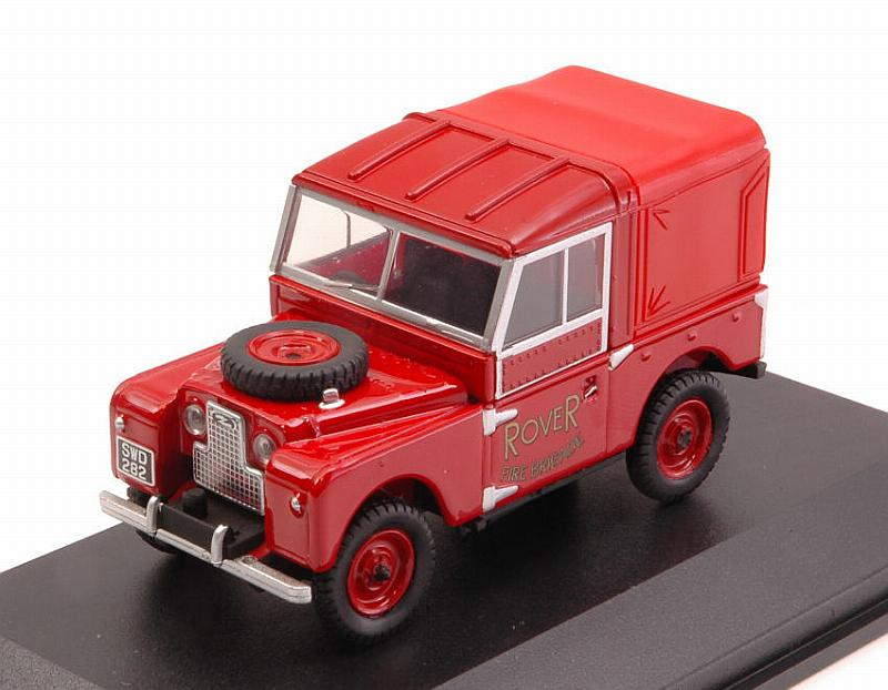 Land Rover Series 1 88 Fire Brigade Hard Top by oxford