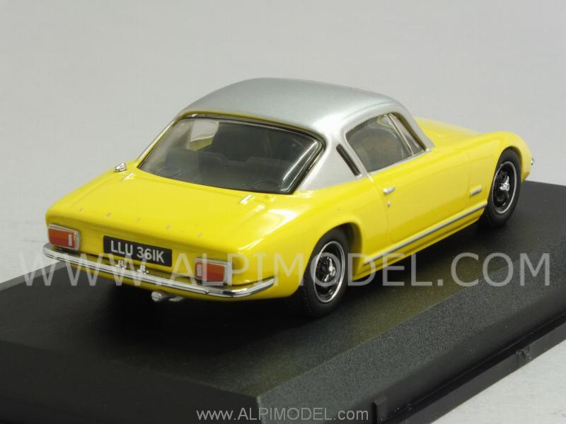 Lotus Elan Plus 2 (Yellow) - oxford