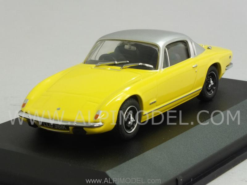 Lotus Elan Plus 2 (Yellow) by oxford