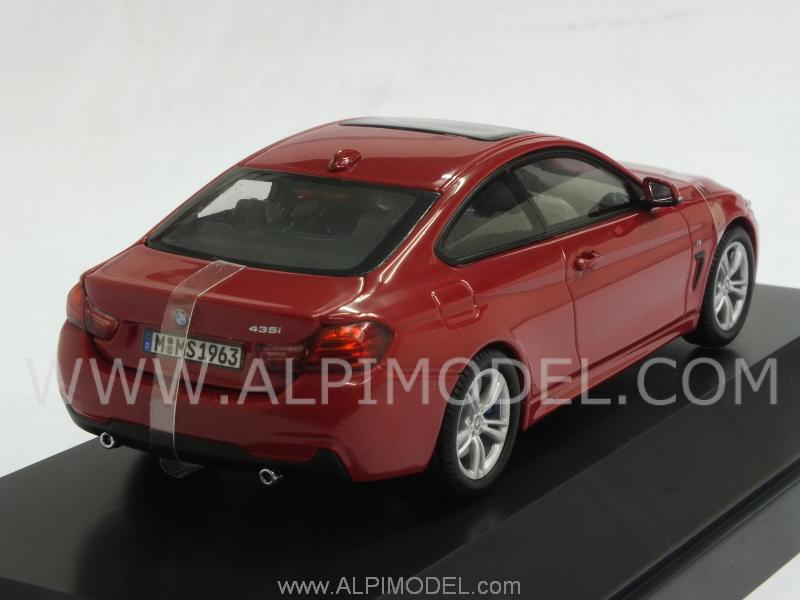 BMW Serie 4 Coupe (Melbourne Red) BMW Promo - paragon