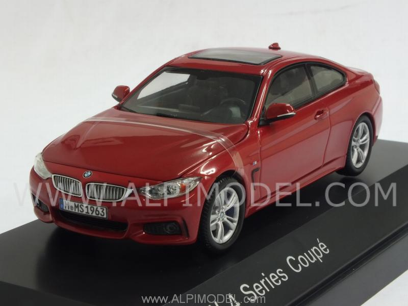 BMW Serie 4 Coupe (Melbourne Red) BMW Promo by paragon