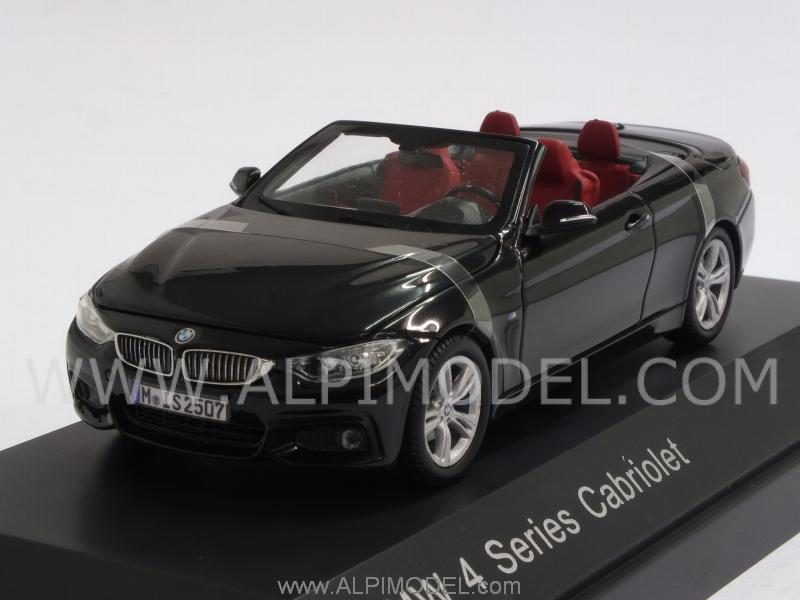 BMW Serie 4 Cabriolet 2014 (Black) BMW promo by paragon