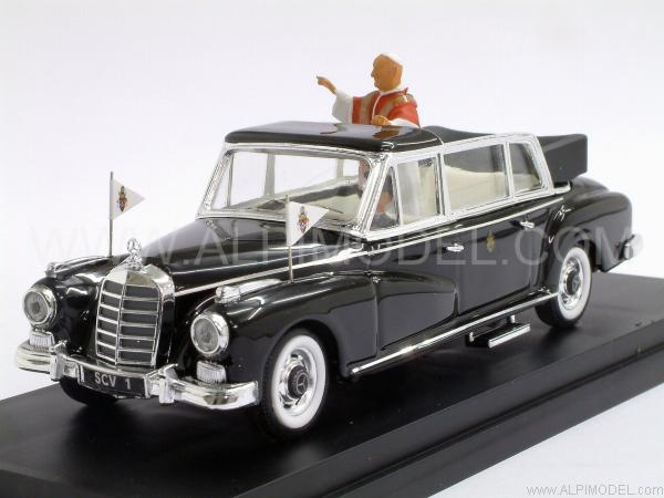 Mercedes 300 D Limousine 1960 Papa Giovanni XXIII by rio