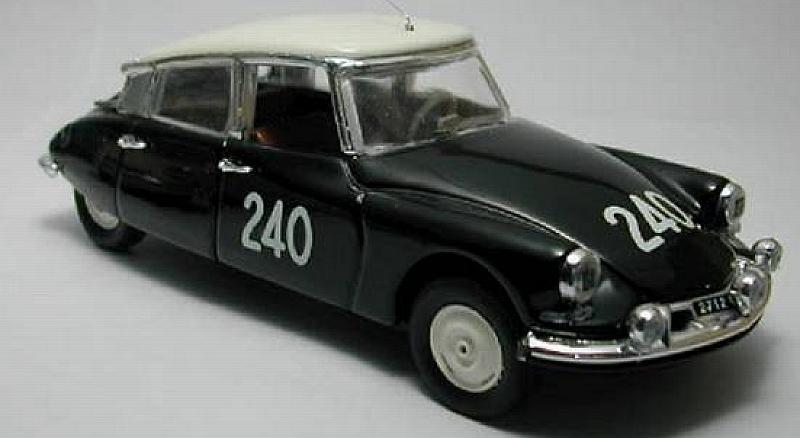 Citroen DS 19 Mille Miglia 1957 by rio