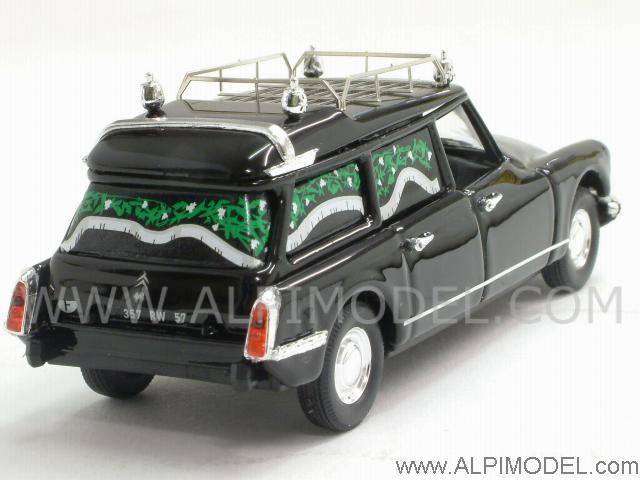 Citroen ID19 Break Hearse 1963 - rio
