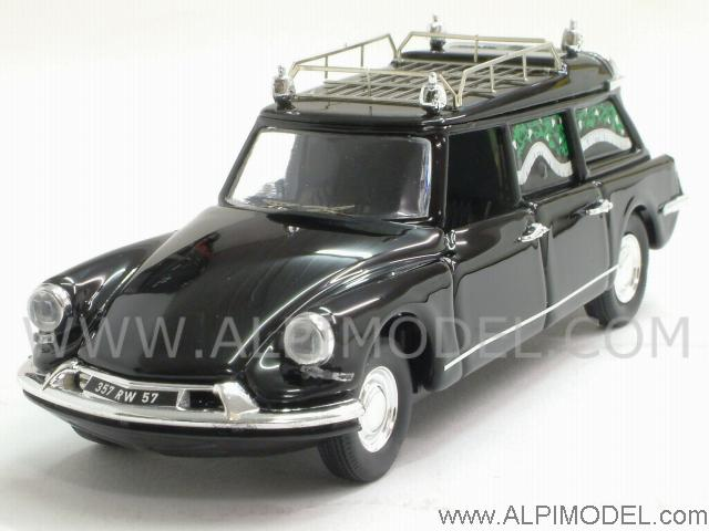 Citroen ID19 Break Hearse 1963 by rio