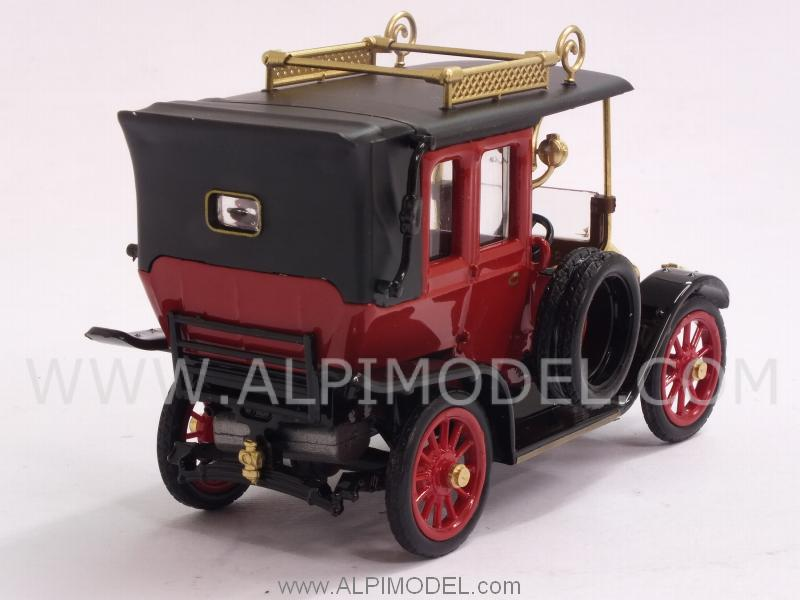 Mercedes 20-35 PS1909 (Dark Red) - rio