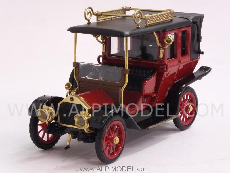 Mercedes 20-35 PS1909 (Dark Red) by rio