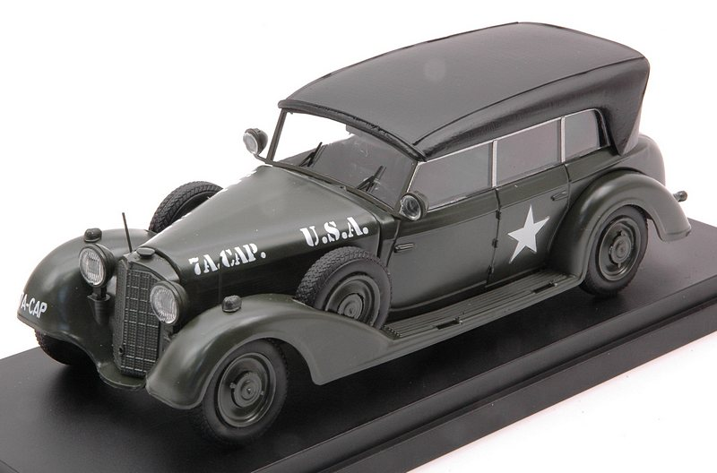 Mercedes 770W USA Army 1945 (closed roof) by rio