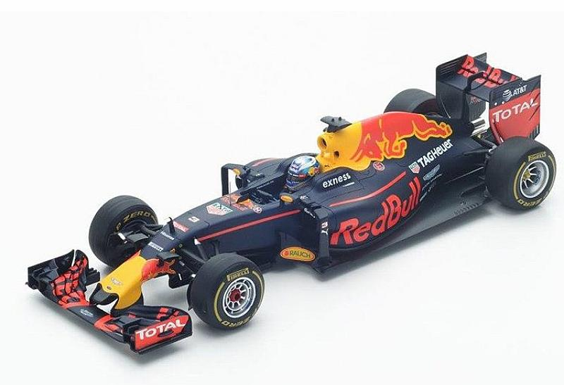 Red Bull RB12 #3 Winner GP Malaysia 2016 Danierl Riccirardo by spark-model