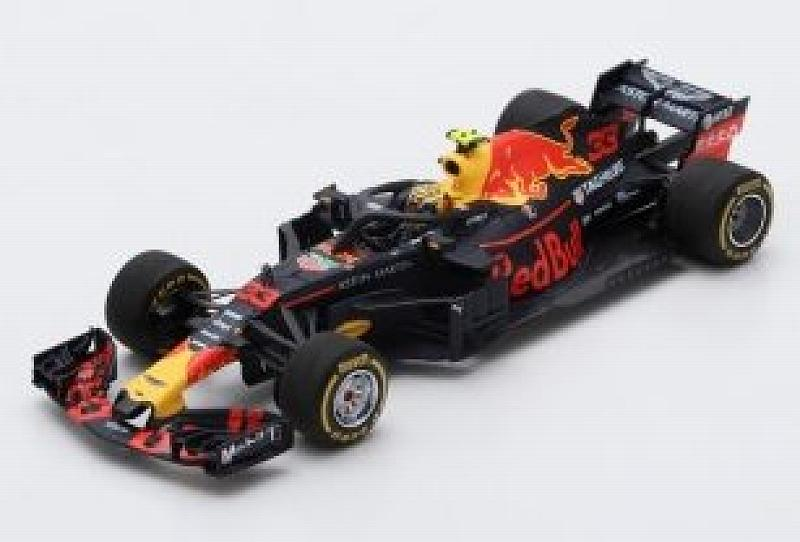 Red Bull #33 Winner GP Austria 2018 Max Verstappen by spark-model