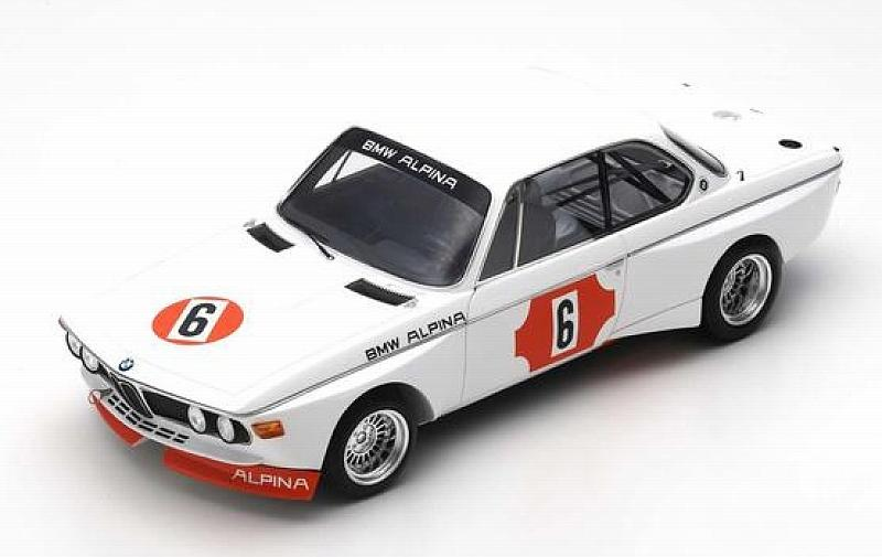 BMW 3.0 CSL #6 Winner 4h Monza 1973 Lauda - Muir by spark-model