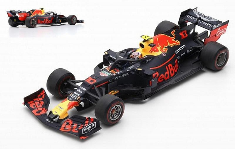 Red Bull RB15 #10 GP China 2019 Pierre Gasly by spark-model