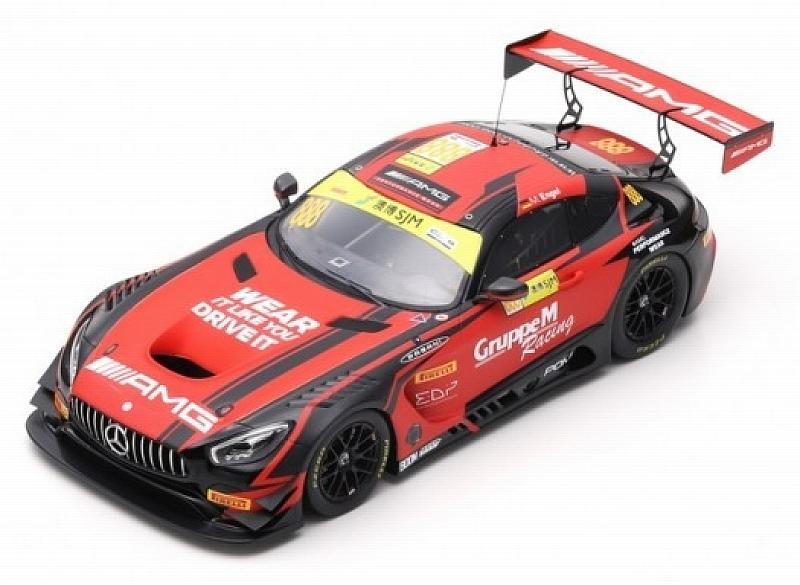 Mercedes AMG GT3 #888 FIA GT World Cup Macau 2018 Maro Engel by spark-model