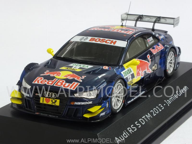 Audi RS5 #12 DTM 2013 Jamie Green (Audi promo) by spark-model