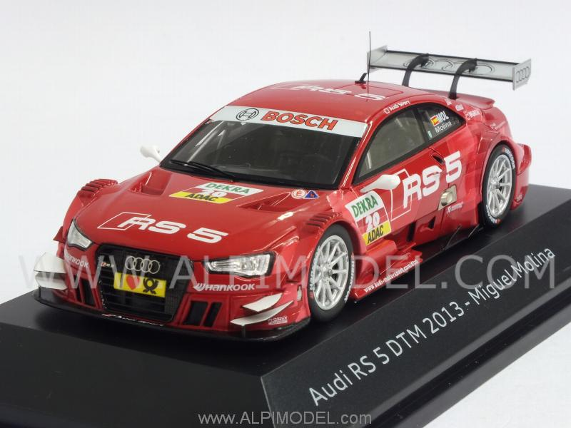 Audi RS5 #20 DTM 2013 Miguel Molina (Audi promo) by spark-model