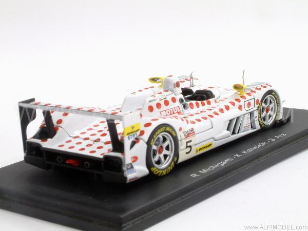 Dome S101 H Mugen #5 Le Mans 2005 Michigami - Kaneishi - Ara - spark-model