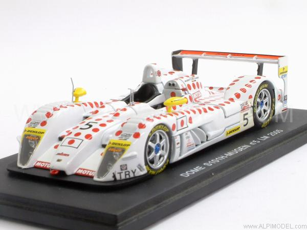 Dome S101 H Mugen #5 Le Mans 2005 Michigami - Kaneishi - Ara by spark-model