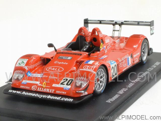 Pilbeam MP93 Judd #20 Le Mans 2007 Rostand - Pickering - MacAllister by spark-model