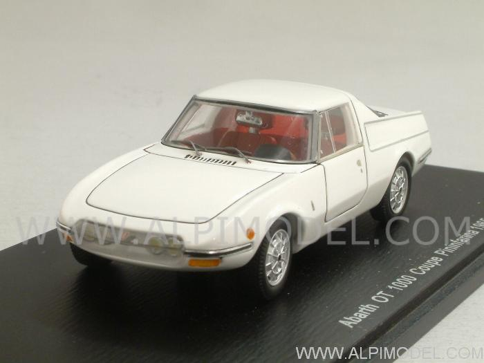 Abarth OT 1000 Coupe Pininfarina 1965 by spark-model