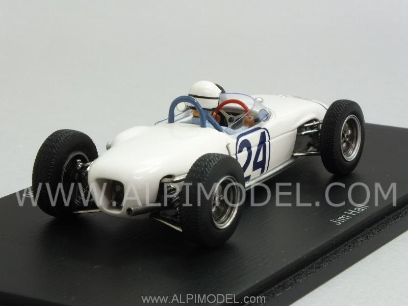 Lotus 18 #24 GP USA 1960 Jim Hall - spark-model