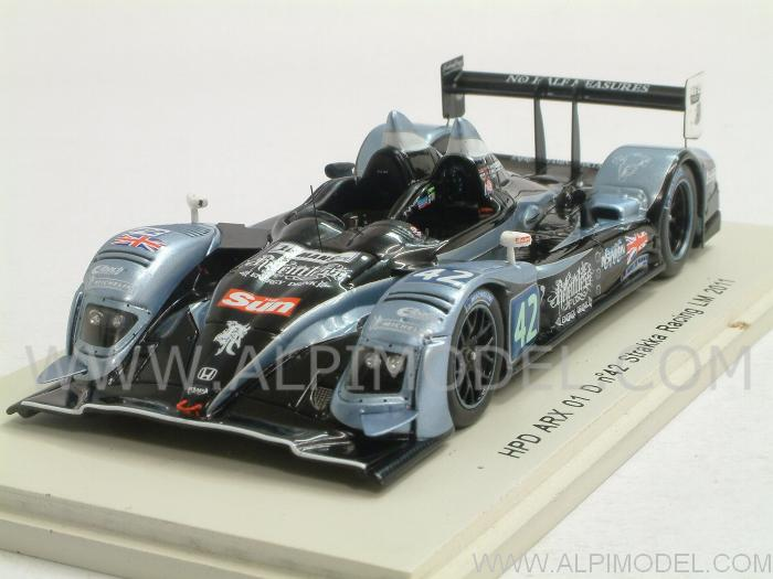 HPD ARX 01 D Strakka Racing #42 Le Mans 2011 Kane - Leventis - Watts by spark-model