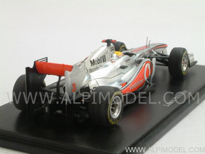 McLaren MP4/26 #3 Winner GP Germany 2011  Lewis Hamilton - spark-model