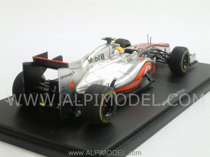 McLaren MP4/27 Mercedes GP Monaco 2012 Lewis Hamilton - spark-model