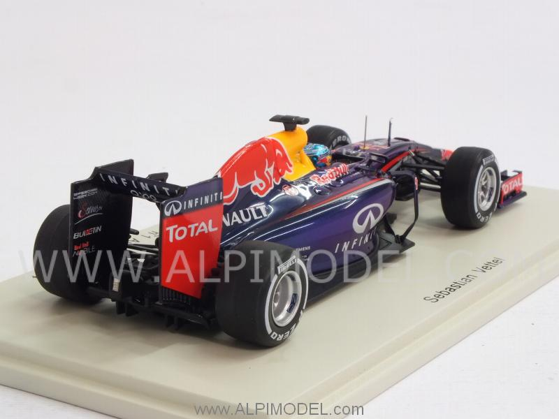 Red Bull RB10 #1 GP Australia 2014 Sebastian Vettel - spark-model