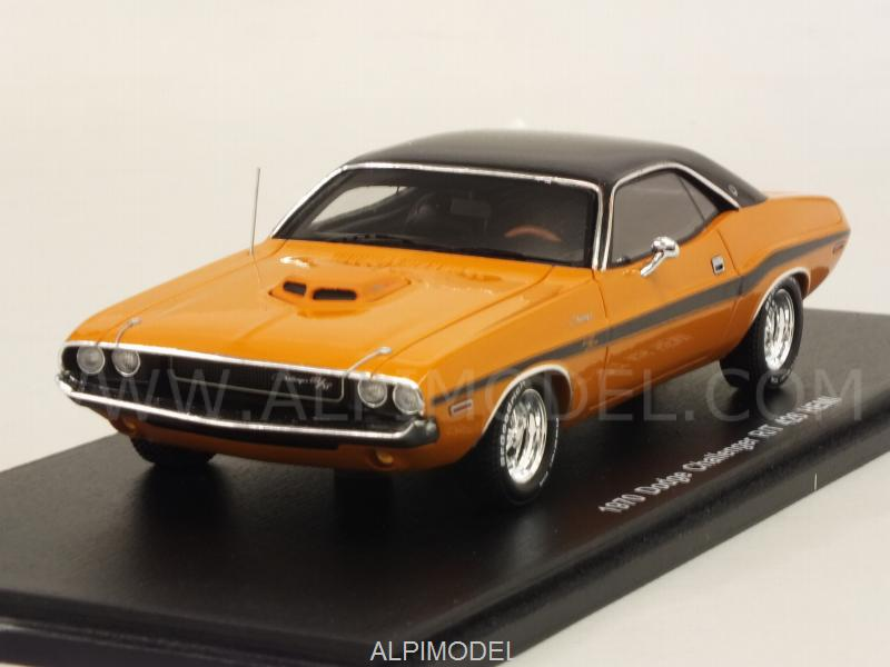 Dodge Challenger R/T 426 Hemi 1970 (Orange) by spark-model