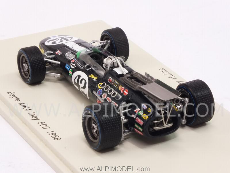 Eagle Mk4 #42 Indy 500 1968 Denny Hulme - spark-model