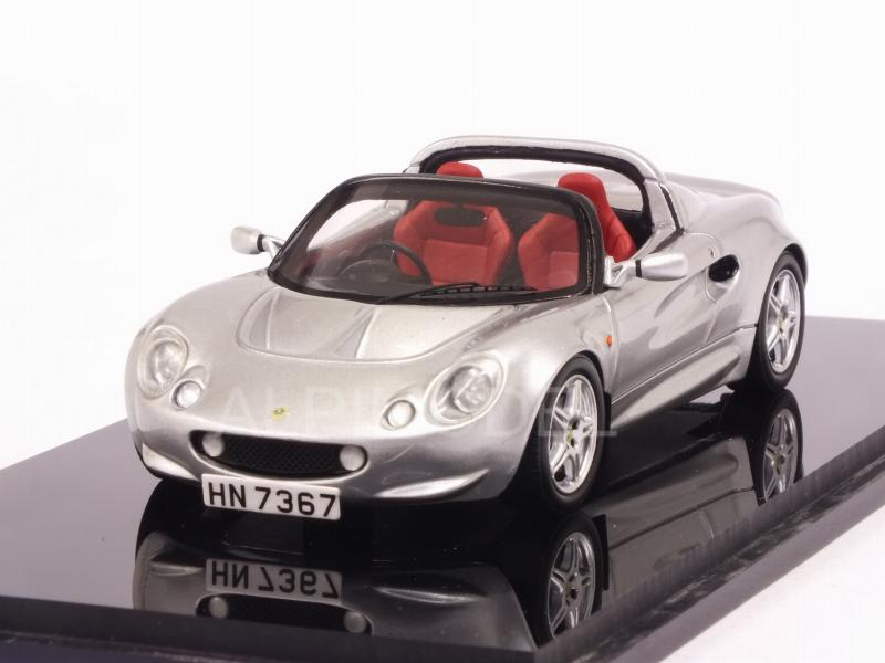 Lotus Elise S1 1996-2001 (Silver) by spark-model