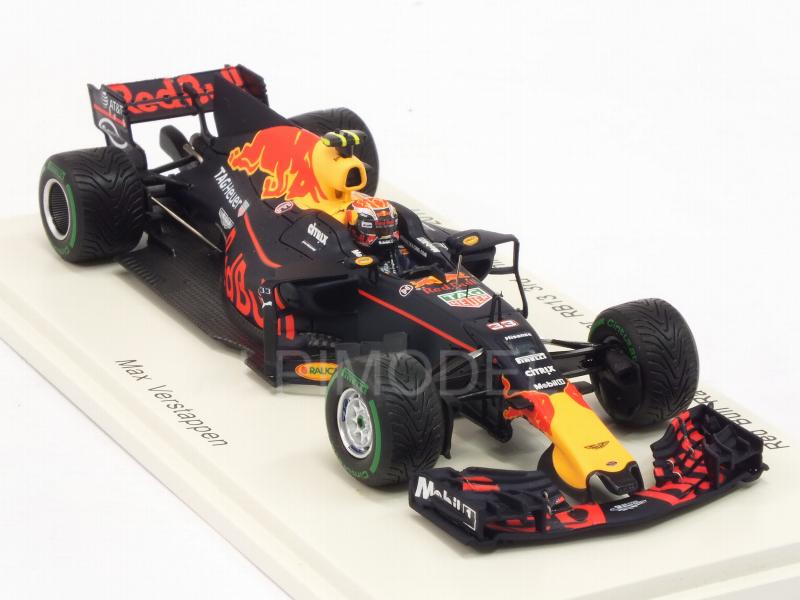 Red Bull RB13 #33 GP China 2017 Max.Verstappen - spark-model