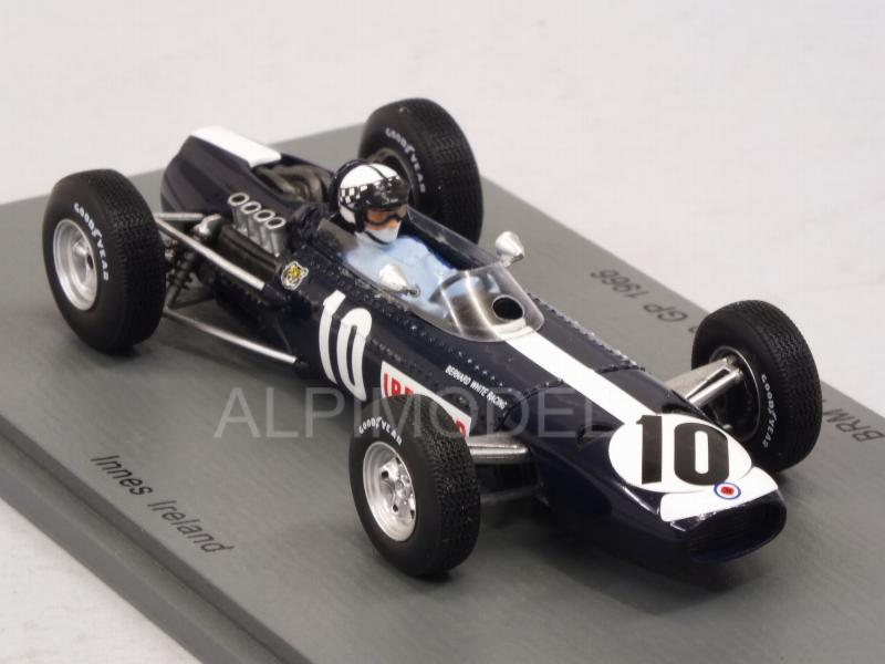 BRM P261 #10 GP Mexico 1966 Innes Ireland - spark-model