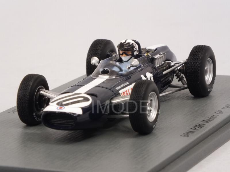 BRM P261 #10 GP Mexico 1966 Innes Ireland by spark-model