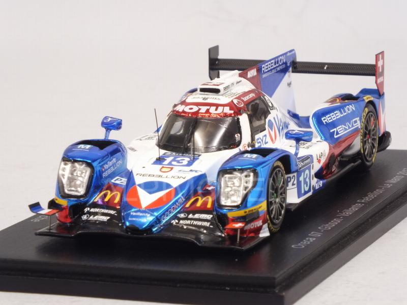 Oreca 07 #13 Le Mans 2017 Piquet Jr- Hansson- Beche by spark-model