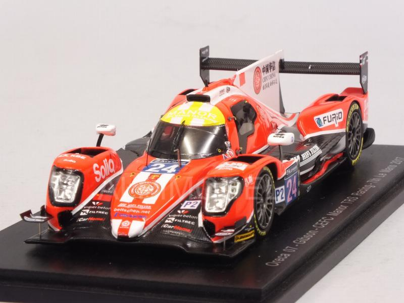 Oreca 07 Gibson #24 Le Mans 2017 Graves - Hirschi - Vergne by spark-model