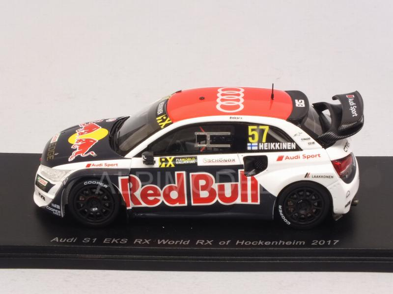 Audi S1 EKS RX World of Hockenheim 2017 T.Heikkinen - spark-model
