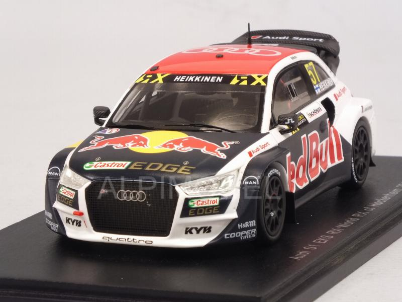 Audi S1 EKS RX World of Hockenheim 2017 T.Heikkinen by spark-model