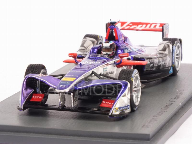 DS Virgin Racing #37 Paris Formula E 2016-17 J.M.Lopez by spark-model