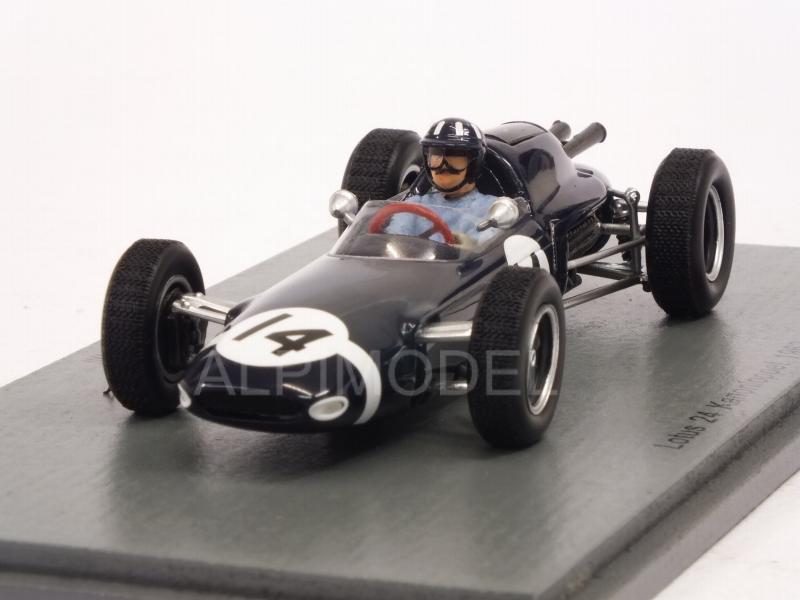 Lotus 24 #14 Kanonloppet 1962 Graham Hill3 by spark-model