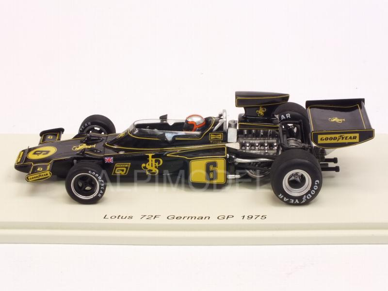 Lotus 72F #6 GP Germany 1975 John Watson - spark-model