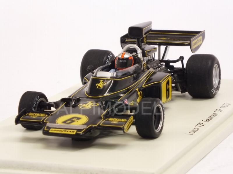 Lotus 72F #6 GP Germany 1975 John Watson by spark-model