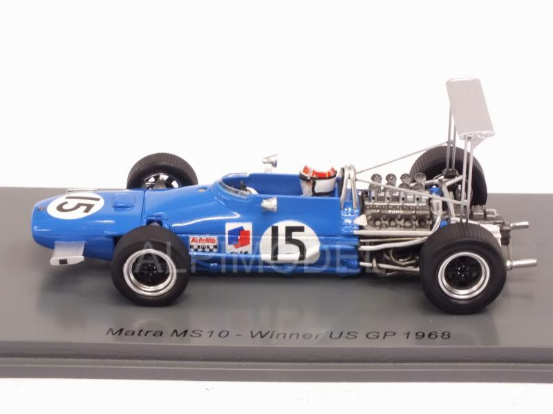 Matra MS10 #15 Winner GP USA 1968 Jackie Stewart - spark-model