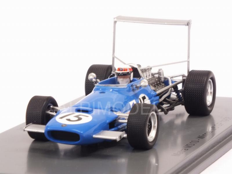 Matra MS10 #15 Winner GP USA 1968 Jackie Stewart by spark-model