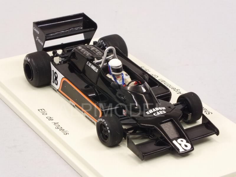 Shadow DN9 #18 GP Argentina 1979 Elio De Angelis - spark-model