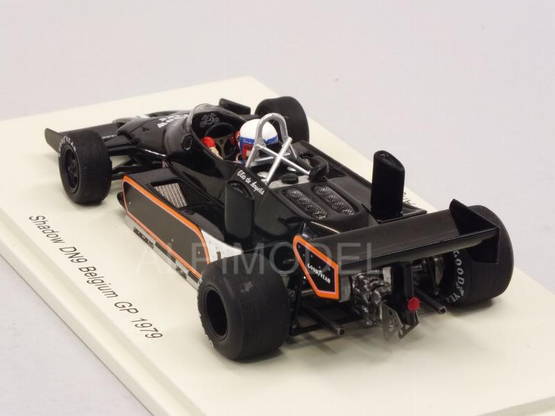 Shadow DN9 #18 GP Belgium 1979 Elio de Angelis - spark-model