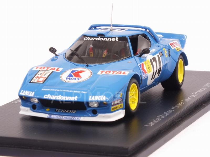 Lancia Stratos HF #174 Winner Tour de France 1977 Darniche - Mahe by spark-model